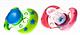 """Детские товары Киев. Аксессуары.Пустышки. NUBY Пустышка """"SOFT EDGE"""", форма """"Анатомическая"""", 6+"""