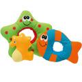 """Детские товары Киев. Детские игрушки Киев.Игрушки для купания. CHICCO Игрушка для ванной """"Морские друзья"""""""