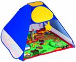 Детские товары Киев. Детские игрушки Киев.Домики и палатки самораскладные. Bruno Bear Волшебный манеж, 85х85х60см