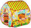 Детские товары Киев. Детские игрушки Киев.Домики и палатки самораскладные. Bruno Bear Волшебный конфетный киоск, 107х90х100см