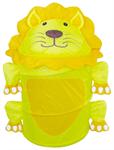 Детские товары Киев. Детские игрушки Киев.Бочки и корзины для игрушек. Bruno Bear  Бочка для игрушек - Львенок, 46х75см