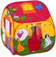 Детские товары Киев. Детские игрушки.Домики и палатки самораскладные. Bruno Bear  Волшебный самораскладной домик (тент), 90х90х100см