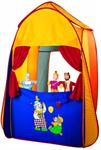 Детские товары Киев. Детские игрушки Киев.Домики и палатки самораскладные. Bruno Bear  Кукольный театр с куклами, 105х90х145см