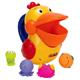 Детские товары Киев. Детские игрушки.Игрушки для купания. K'S KIDS Голодный пеликан для купания