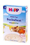 Детские товары Киев. Детское питание Киев.Каши молочные. HIPP  Молочная Гречневая каша с пробиотиками 250гр