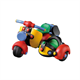 Детские товары Киев. Mic-O-Mic Киев. Mic-O-Mic Скутер с коляской (Motor Scooter with Side Car)