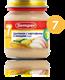 Детские товары Киев. Детское питание.Пюре мясо-овощное. SEMPER Цыпленок с картофелем и овощами (7m+) 135гр (упаковка 3 шт.)