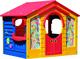"""Детские товары Киев. Детские игрушки.Качели, горки, домики. MarianPlast Домик игровой """"Коттедж"""""""